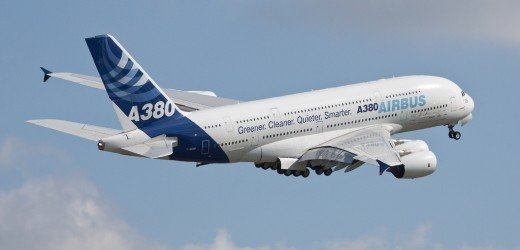 Airbus A380 file photo by Jerome_K