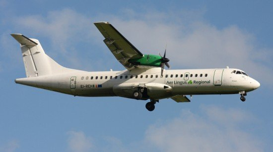File photo of Aer Arann ATR-72 EI-REH (Photo: Colin Cooke / CC-by-nc-sa)
