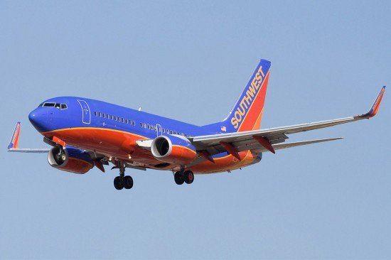 File photo of a Southwest Boeing 737-700 (photo Dylan Ashe; CC: BY-SA 2.0)